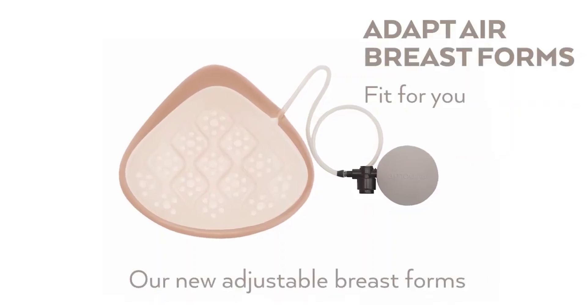 Amoena Adapt Air Breast Form