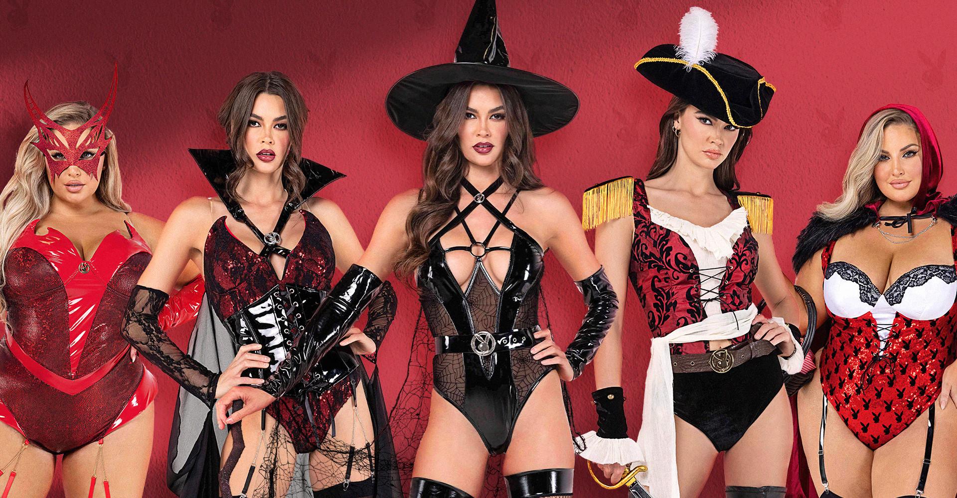 Roma Playboy Costumes