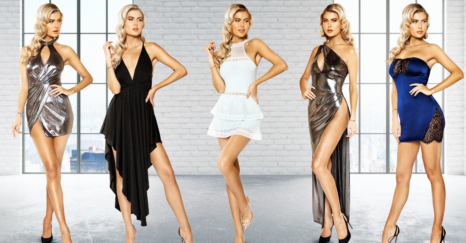 Roma Spring Dresses