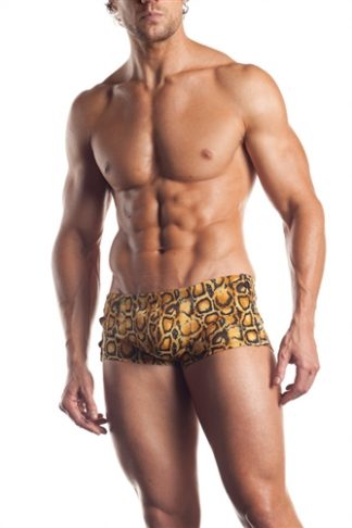 Excite Leo Snap Short Sexy Men Short O/S