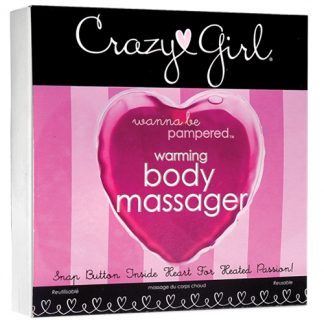Crazy Girl Warming Heart Massager