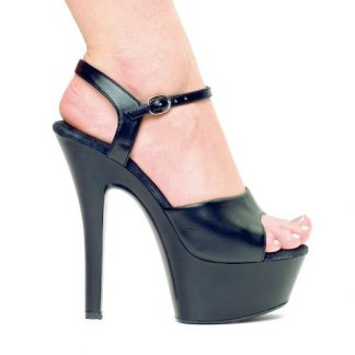 Ellie Shoes Women's 601 Juliet Platform Sandal