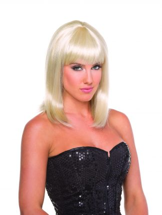 Be Wicked 093BL Doll Wig Blonde