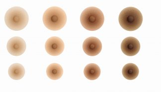 Amolux Envy Body Shop Attachable Adhesive Nipples