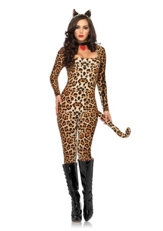 3PC Cougar Costume