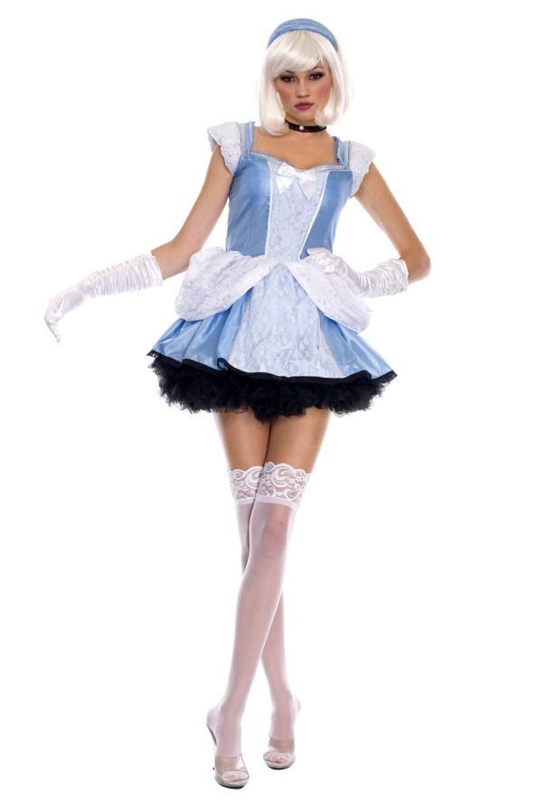 Sexy cinderella costume