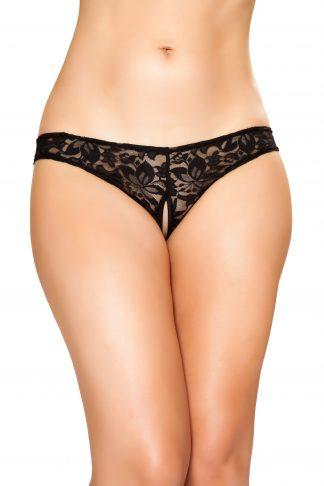 Cutout Lace Shorts RM-LI138