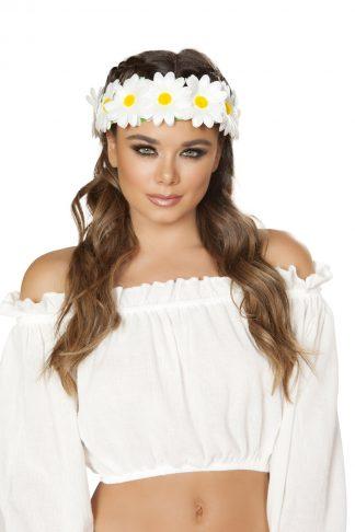 Light-up Sunflower Headband RM-4882