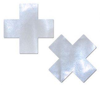 2pc Criss Cross Pasties RM-P101