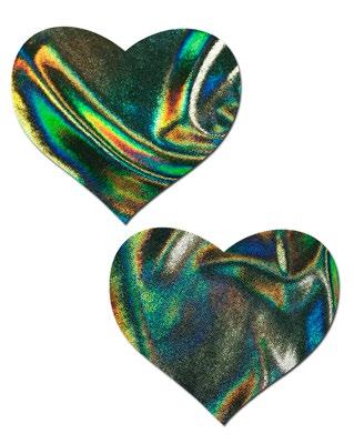 2pc Heart Pasties RM-P104