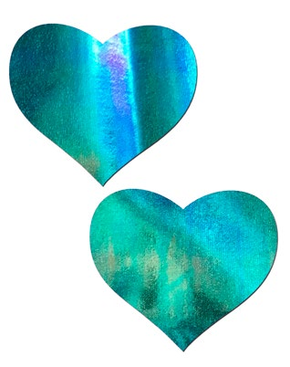 2pc Heart Pasties RM-P105