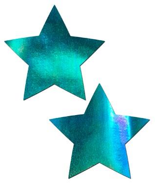 2pc Star Pasties RM-P106