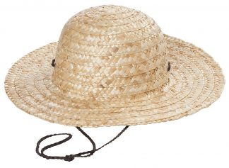 Straw Hat Accessory CCC-60747
