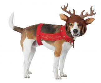Reindeer Dog Costume CCC-PET20155