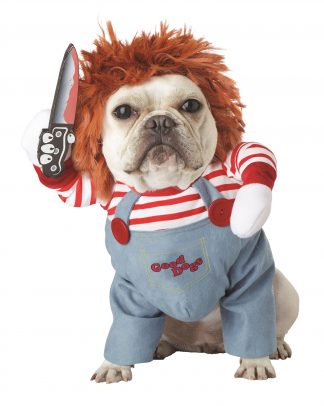 Deadly Doll Dog Costume CCC-PET20157