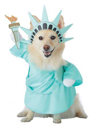 Lady Liberty Dog Costume CCC-PET20160