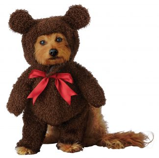Teddy Bear Dog Costume CCC-PET20162