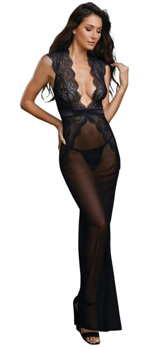 11460 Gown & G-String
