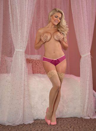 Crotchless Panty MS-M137