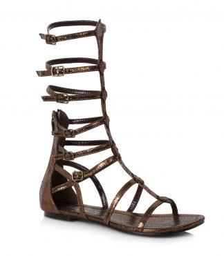 "015-ZENA 0"" Gladiator Flat Sandal"
