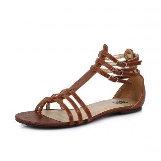 "015-ROME 0"" Gladiator Flat Sandal"