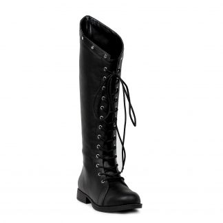 181-HUNTRESS 1 Inch Womens Knee High Boot