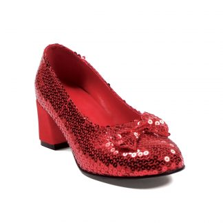 "203-JUDY 2"" Heel Women Sequined Shoe"