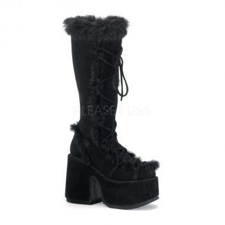 CAMEL-311 Women's Mid-Calf & Knee High Boots