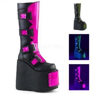 SLAY-310 Women's Mid-Calf & Knee High Boots