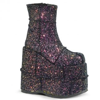 STACK-201G Unisex Platform Shoes & Boots