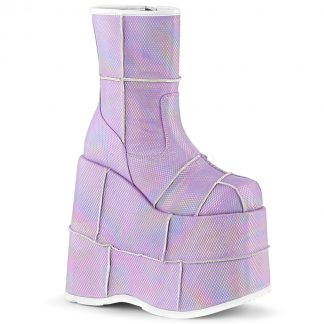 STACK-201HC Women's Ankle Boots