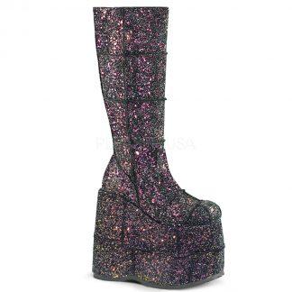 STACK-301G Unisex Platform Shoes & Boots