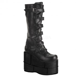 STACK-308 Unisex Platform Shoes & Boots