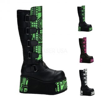TECHNO-850UV Unisex Platform Shoes & Boots