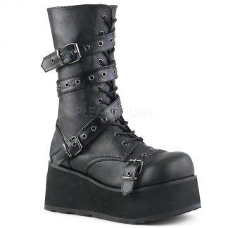 TRASHVILLE-205 Unisex Platform Shoes & Boots