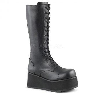 TRASHVILLE-502 Unisex Platform Shoes & Boots