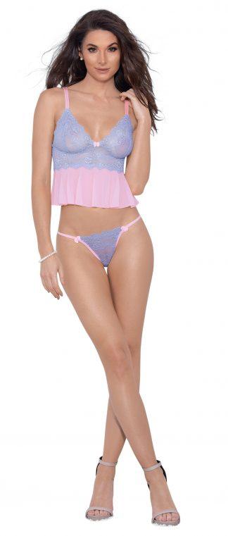 56196 Cotton Candy Cami Set