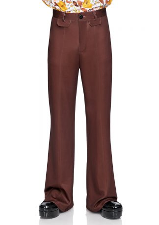 Men's Bell Bottom Pants