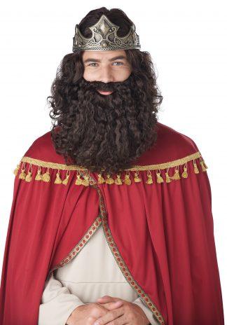 Biblical King Wig & Beard