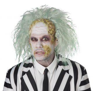 Obnoxious Ghost Bald Cap Wig