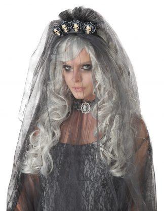 Dead Bride Wig