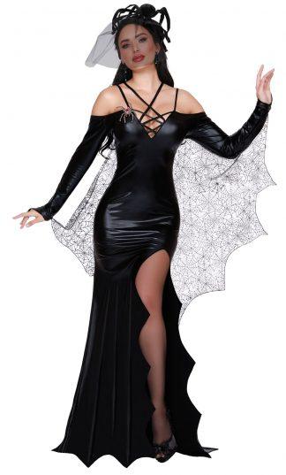 The Black Widow Plus Costume