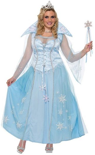 Winter Princess Costume