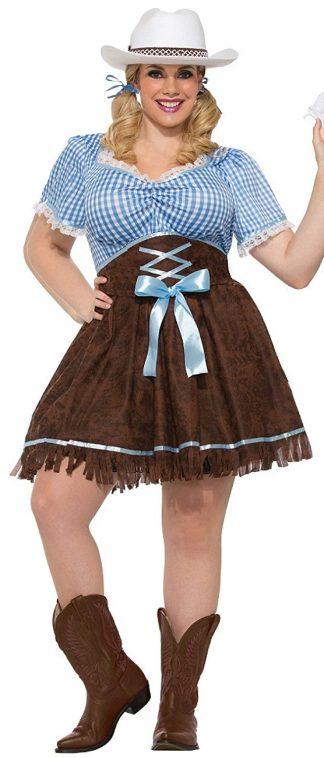 Western Cowgirl Costume