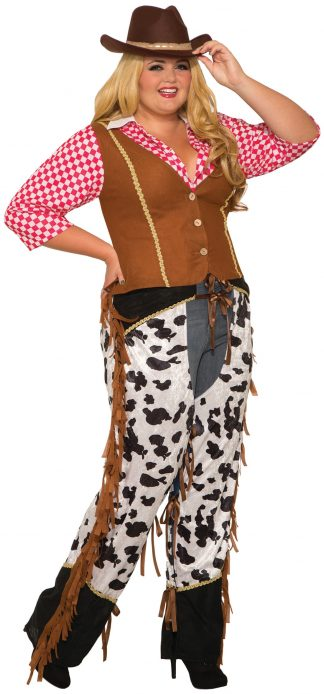 Cowgirl Rancher Costume