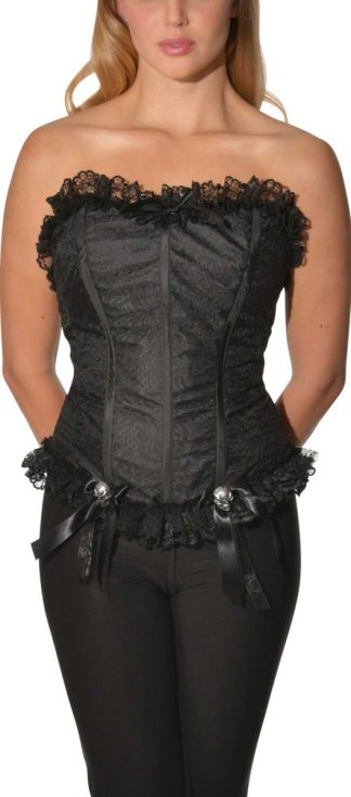 Adult Corset From The Crypt