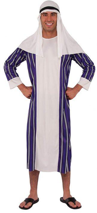 Fuller Cut Adult Sheik Costume