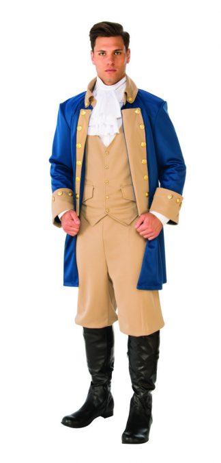 Adult Patriotic Man Costume