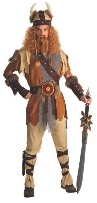 Deluxe Adult Viking Warrior Costume