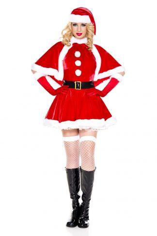 Secret Santa Costume